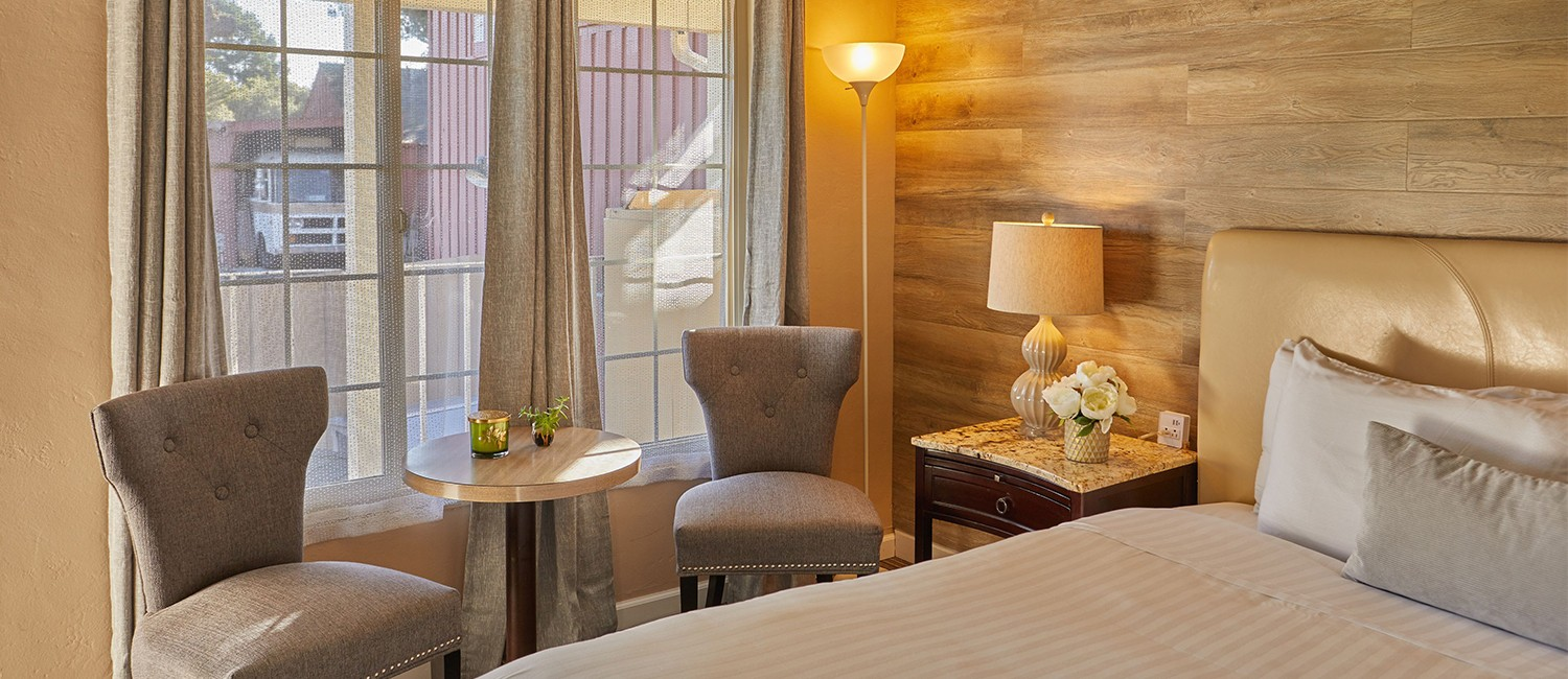 DISCOVER AFFORDABLE LODGING AND LIFESTYLE AMENITIES IN MONTEREY