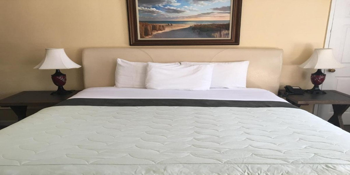 Standard King Room with Twin Bed View