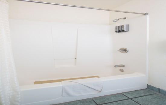 Standard King Room with Twin Room Bathroom